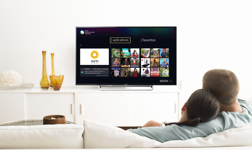 Intinetwork - Sony Smart TV