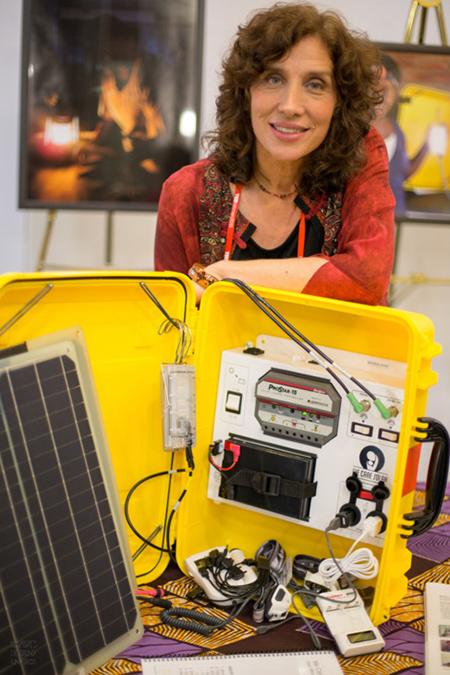 We Care Solar, Estados Unidos