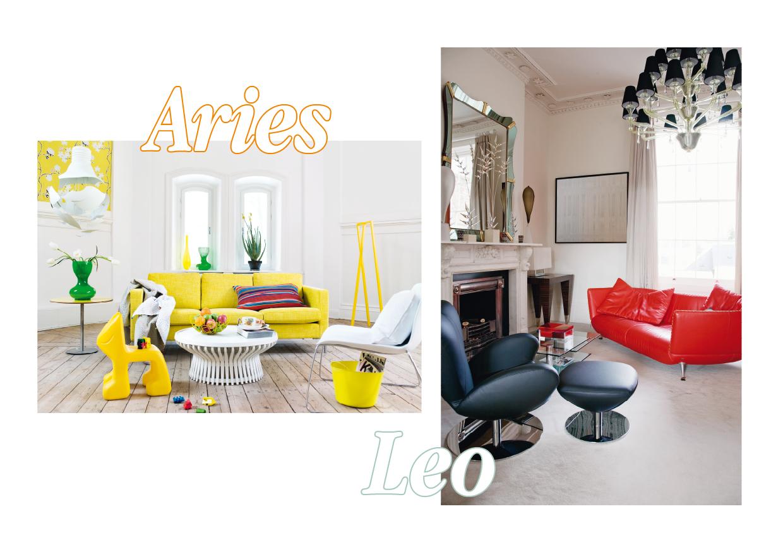Aries - Leo
