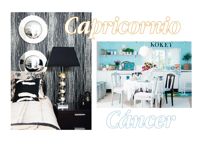 Capricornio - Cancer