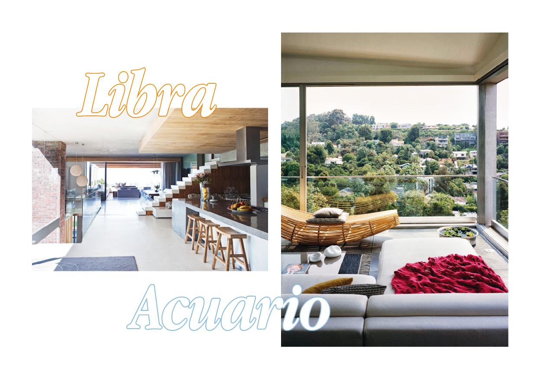 Libra - Acuario