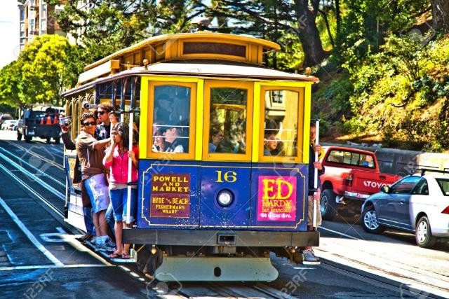 13- Cable Car