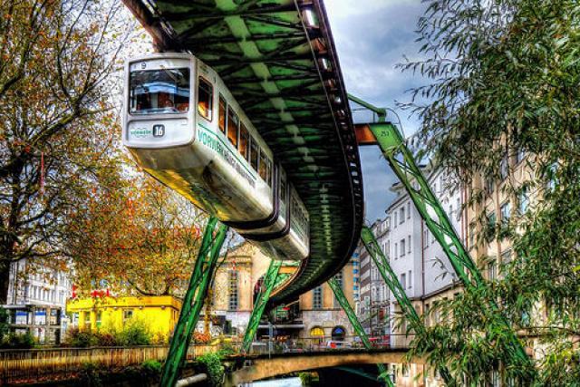 2- Tren Suspendido