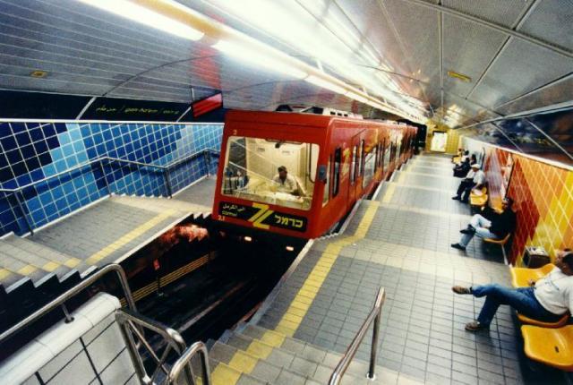 26- Funicular Subterraneo