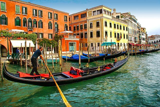 5- Gondola