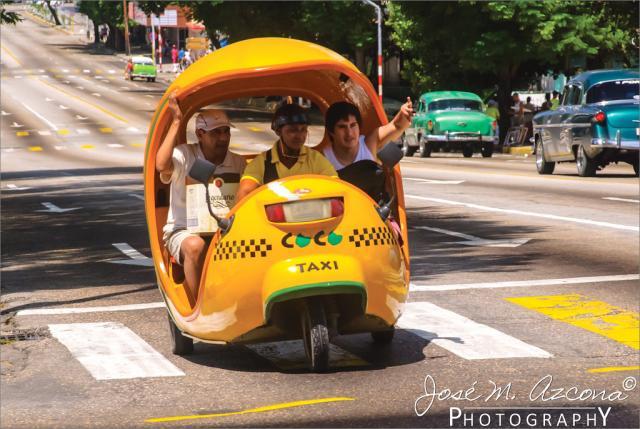 7- Coco Taxi