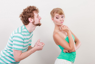 Ten una cita con alguien que no lo harías