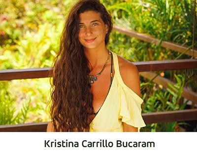KRISTINA CARRILLO BUCARAM