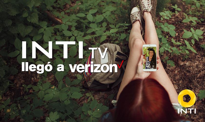Inti TV ahora en Verizon Fios